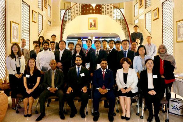السفارة العمانية في سيول تنظم ندوة حول التجارة والاستثمار بين كوريا وعمان