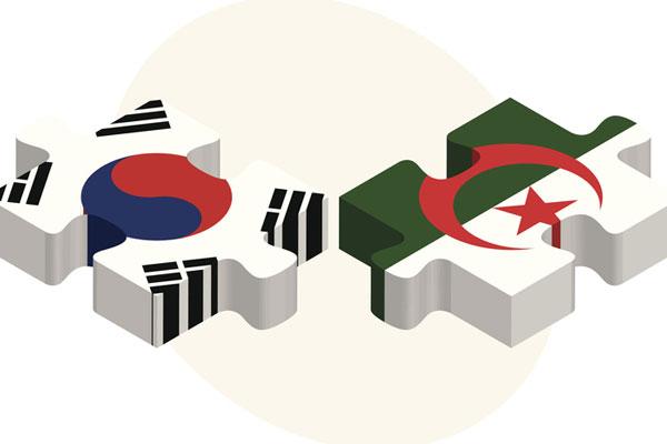 حفل تذكاري لإقامة العلاقات الدبلوماسية الكورية الجزائرية