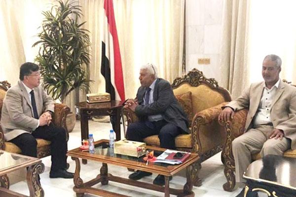 وزير الصحة اليمني يثمن دعم كوريا الجنوبية للقطاع الصحي