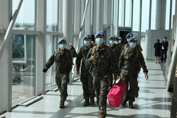 كوريا الجنوبية تعيد جنودها العالقين من جنوب السودان