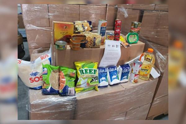 الجمعية الأردنية لخريجي برامج كويكا تقدم دعما غذائيا للعائلات الضعيفة المتأثرة بفيروس كورونا