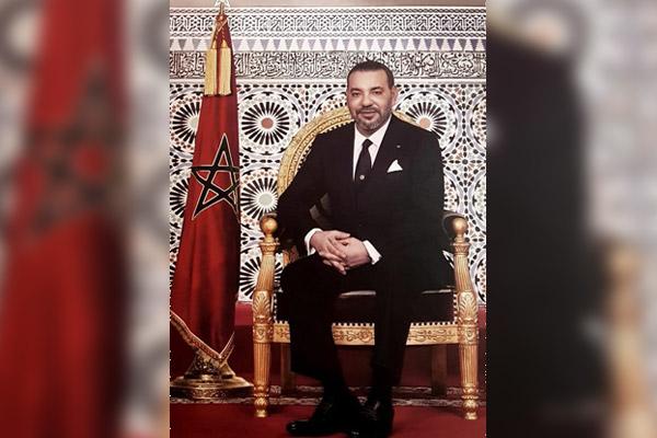 الذكرى الحادية والعشرون لجلوس جلالة الملك محمد السادس على العرش