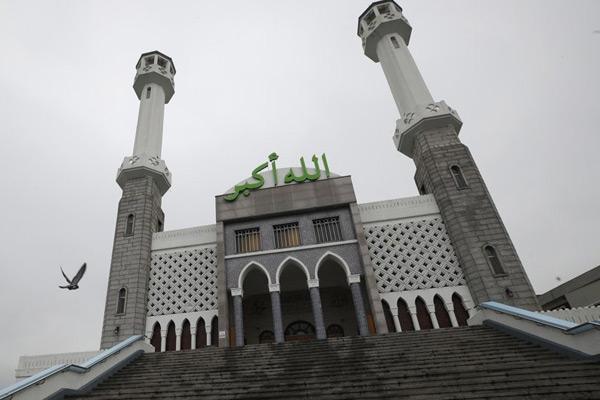 في كوريا 60 ألف مسلم كوري