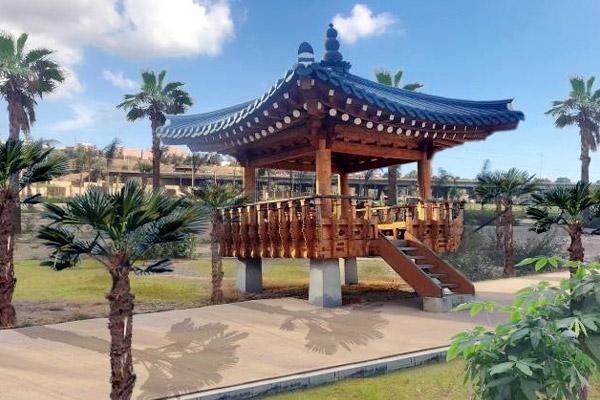 من المتوقع إنشاء سرادق كوري تقليدي في العاصمة الجزائر العام القادم