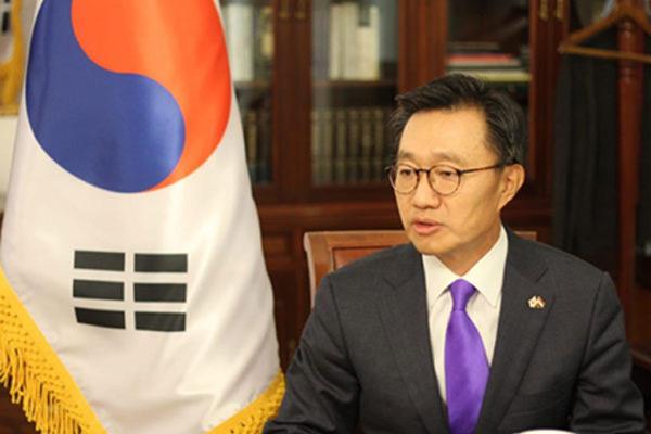 السفير الكوري السابق لدى مصر يصدر كتاب بعنوان إعادة اكتشاف مصر