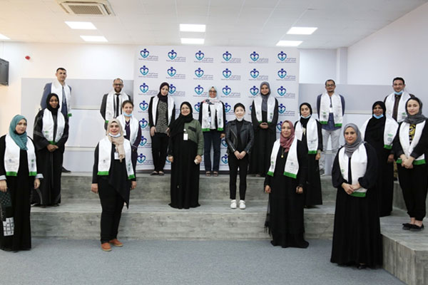 انتهاء برنامج العلاج بالموسيقى في الإمارات بالتعاون مع جامعة إيهوا الكورية