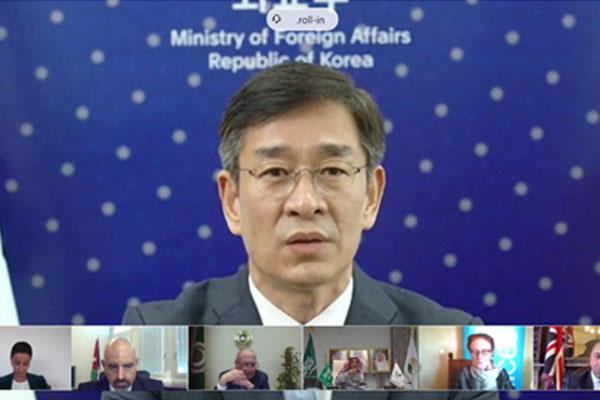 كوريا الجنوبية تقدم 19 مليون دولار من المساعدات الإنسانية لليمن
