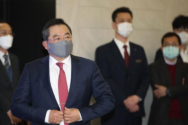 رئيس الرابطة الكورية للتجارة الدولية يتولى رئاسة الجمعية الكورية العربية