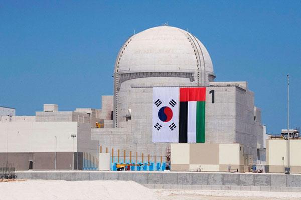 انطلاق التشغيل التجاري لأول مفاعلات محطة براكة في الإمارات