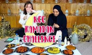 المركز الثقافي الكوري في أبوظبي ينظم موك بانغ لإفطار رمضان
