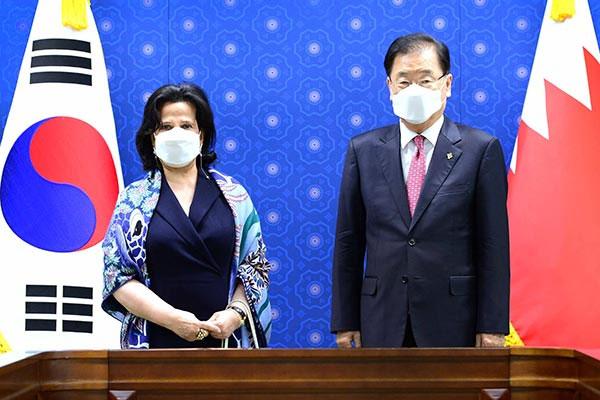 زيارة رئيسة هيئة البحرين للثقافة والآثار لكوريا الجنوبية
