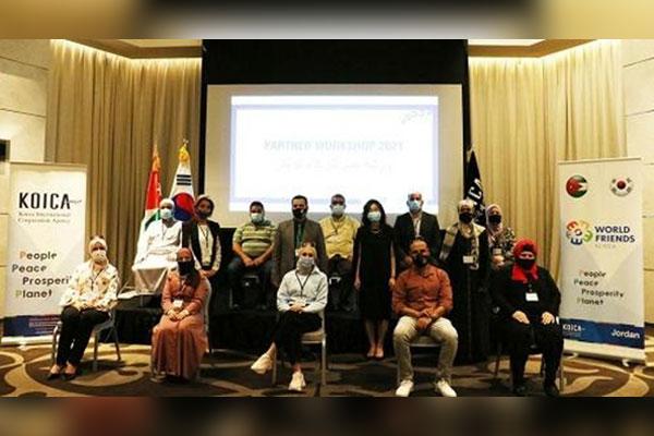 كويكا تعلن عن خطة لاستئناف إرسال متطوعين كوريين للأردن