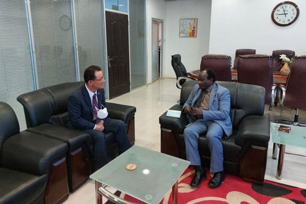 تنظيم المنتدى الكوري السوداني في الخرطوم في يونيو