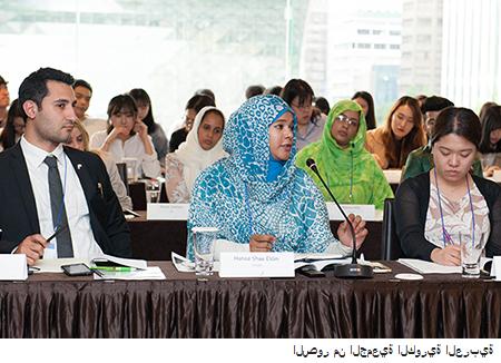تنظيم منتدى قادة الشباب الكوري والعربي لعام 2017