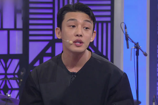 刘亚仁SNS公开中文版《Dazed》高冷画报