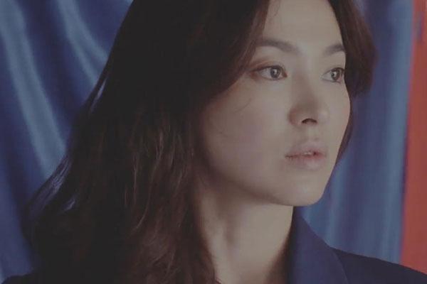 宋慧乔离婚后时隔3个月将亮相国内活动