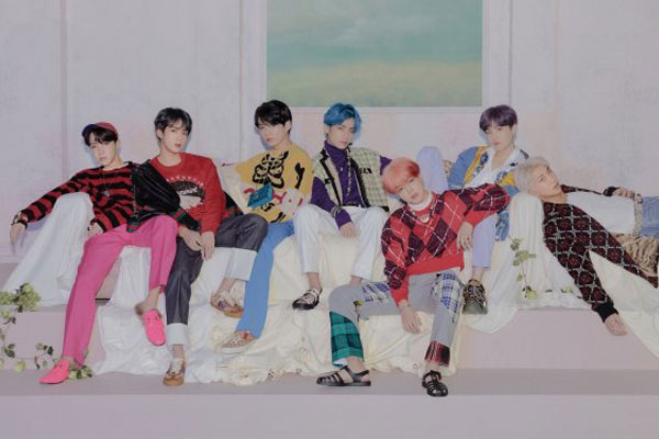 BTS新专辑预售量达342万张 创新高