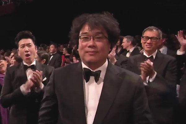 奉俊昊获选美《综艺》全球娱乐行业最具影响力500人