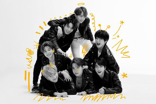 BTS新专辑《MAP OF THE SOUL:7》提前锁定英美流行音乐榜榜首