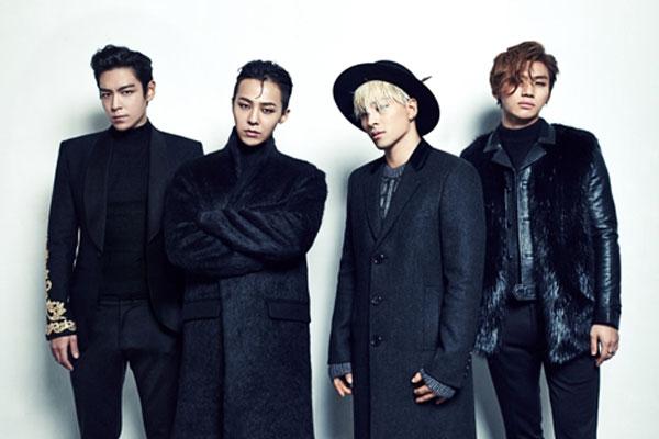博猫平台-BIGBANG与YG第三次续约