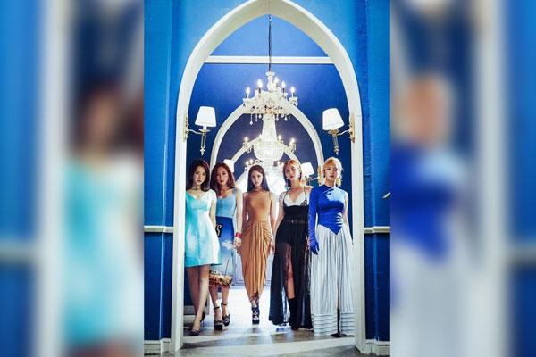 少女时代5名成员与SM娱乐完成续约