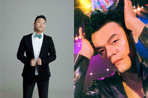 PSY、朴振英携手推出新一代男团选秀节目《LOUD》 首播取得开门红