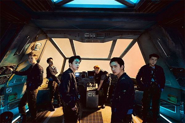 EXO新专辑销量突破100万张