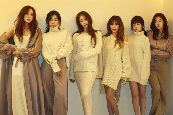 T-ara于11月时隔4年完整体回归