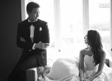 演员朴健衡与小11岁圈外人新娘举行婚礼
