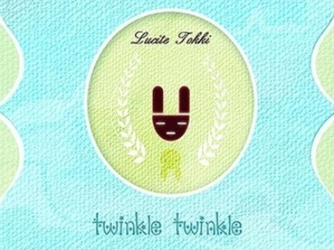 Lucite Tokki_Klopf Klopf
