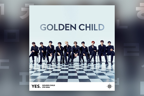 Golden Child _ Burn it