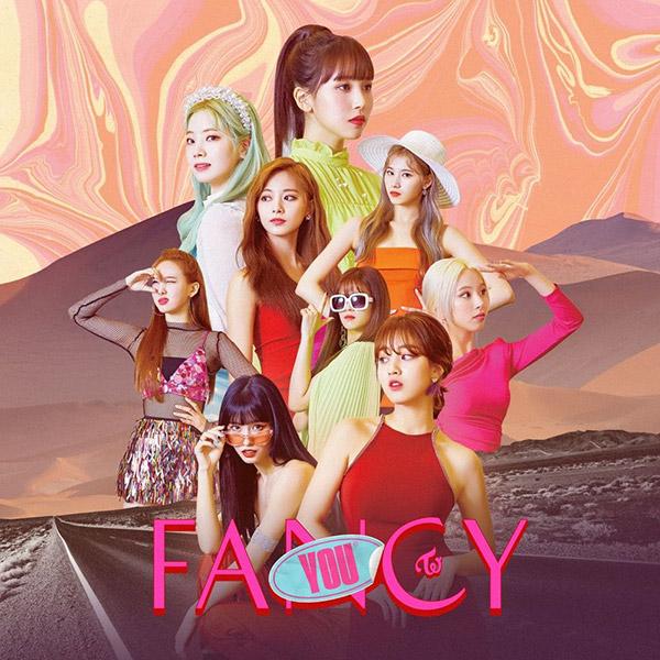 7-ой мини-альбом группы TWICE «Fancy you»