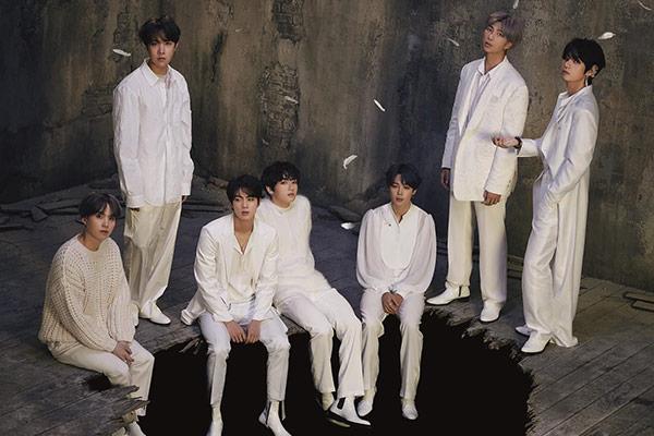 Творчество группы «BTS»