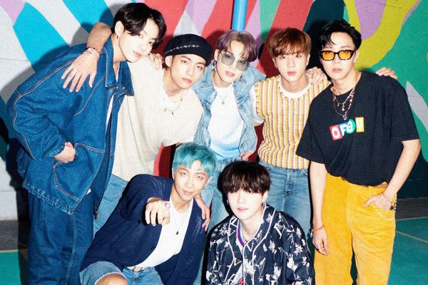 Свежий обзор творчества группы BTS
