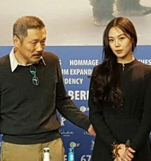 Hong Sang-soo et Kim Min-hee : marivaudage et cinéma