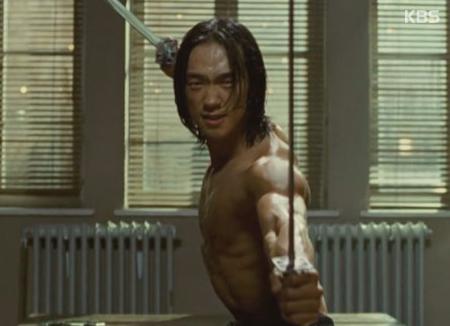 Sutradara khusus martial art 'Sketch' memuji adegan action dari Rain