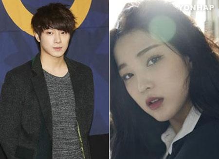 FT Island Choi Min Hwan dan LABOUM Yulhee resmi menikah
