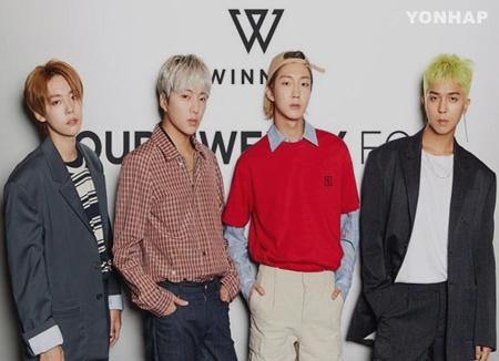 Tâm sự cùng bốn thành viên Winner