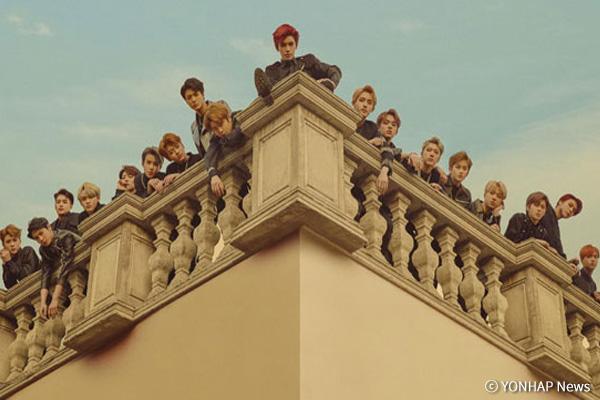 NCT 127 erreicht mit Debütalbum Platz eins der Orikon Tagescharts