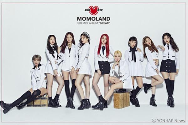 Momoland kỷ niệm sân khấu comeback bằng hành động ý nghĩa