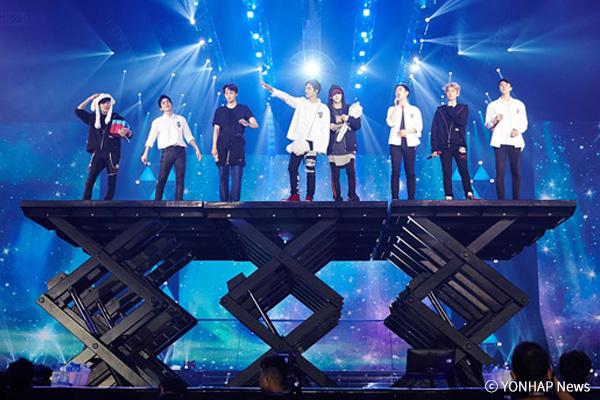 EXO tổ chức buổi biểu diễn encore vào tháng 7