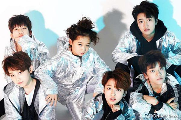 JYP ra mắt nhóm nhạc thiếu niên tại Trung Quốc