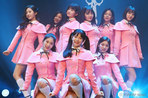 fromis_9 アルバム発売ショーケース「目標は新人賞」