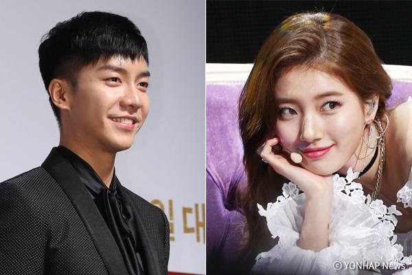 Lee Seung Gi y Suzy compartirán drama por primera vez en 5 años