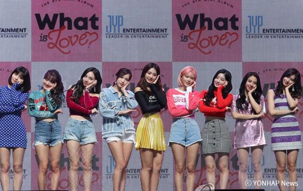 Twice mènera ses activités au Japon