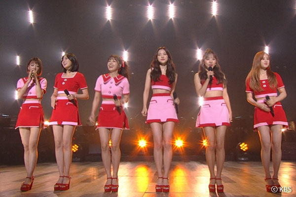 Apink's first record in a year set for release in July