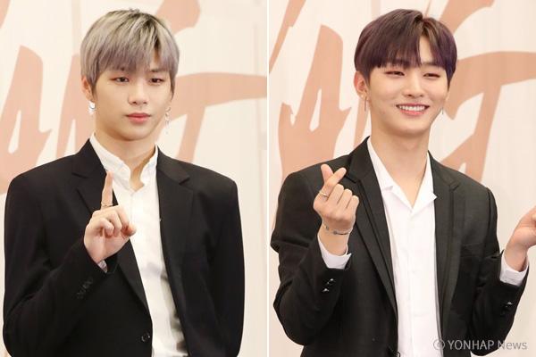 Netizen komentar kasar terhadap Kang Daniel dan Yoon Ji Sung, MMO Entertainment ambil tindakan hukum