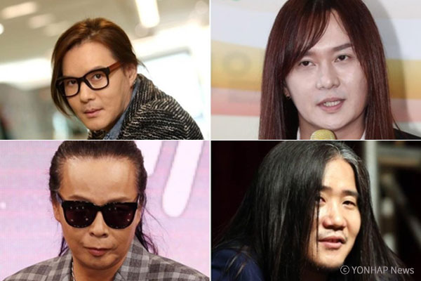 Quatre rockeurs se produiront à Séoul sous le titre « Rock Forever »