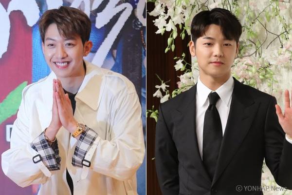 Lee Jung Shin dan Kang Min Hyuk 'CNBLUE' masuk wajib militer pada hari yang sama