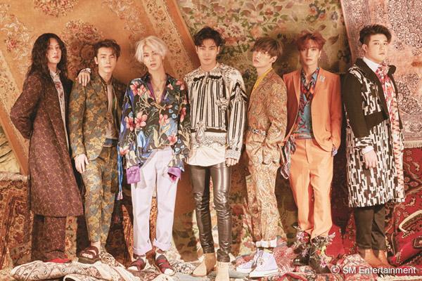 US-Billboard: Super Junior sind K-Pop Superstar